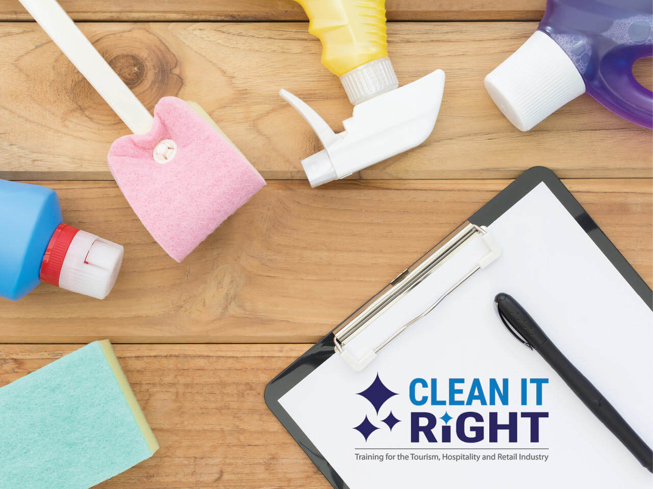 Training Course: Clean it Right